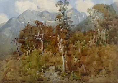 Mount Rolleston, Otira