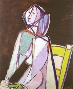 The Seated Figure