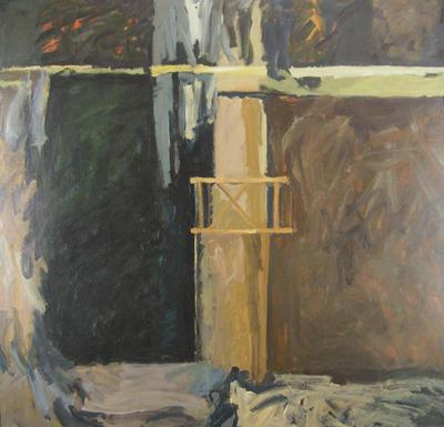 Marsden Valley Painting No.6.
