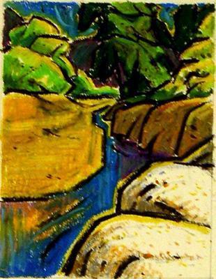 Untitled (tidal stream)
