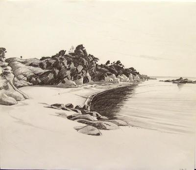 Untitled (Beachscape)
