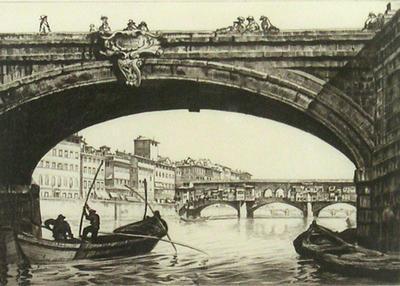 Ponte Trinita, Florence