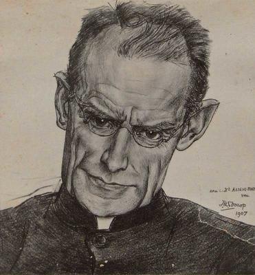 Portrait of Dr Ariens-Fonds