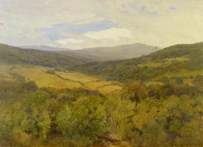 Landscape - Galloway
