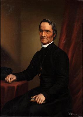 Portrait of Father Antoine Garin S.M.