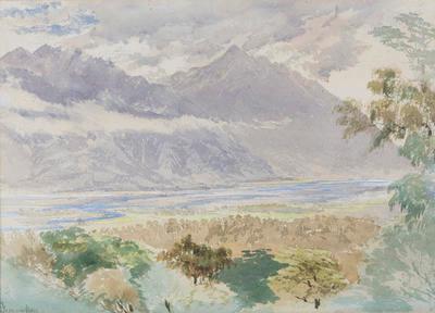Valley in Teramakau