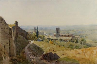 Landscape - Perugia