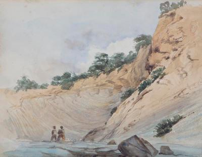 Study of Rock Formation at the Basin, Nelson