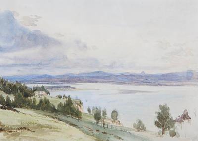 Nelson Haven from Mr Richmond's House