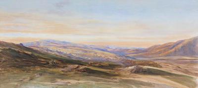 The Summit of Mount Rochfort