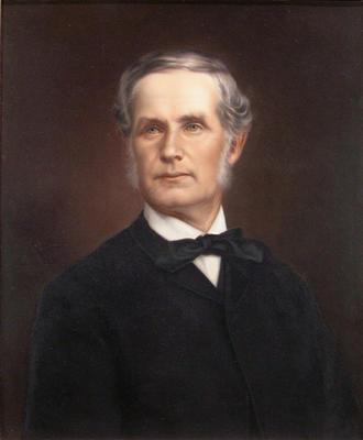 Portrait of Matthew Campbell
