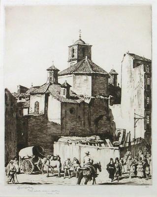 Church of Santiago, Malaga