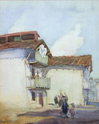 Basque Houses