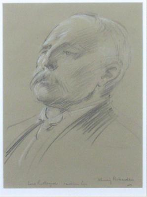 Portrait of Lord Rutherford