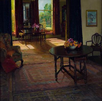 A London Studio Interior