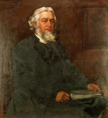 Portrait of Bishop Suter