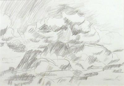 Hohonu with Clouds