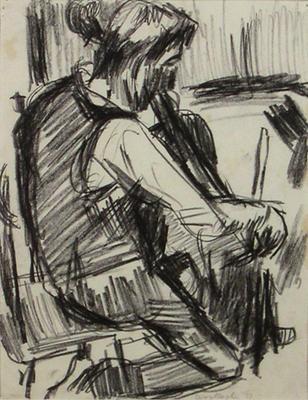 Decimus Wells, With Cello