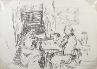 Edith and Anna