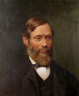 Portrait of James Crowe Richmond