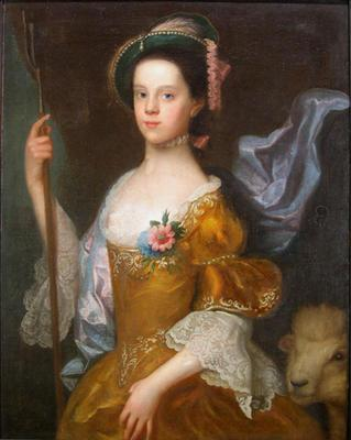 Portrait of Dorothy Skelly