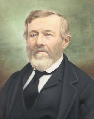 Portrait of T.J. Thompson