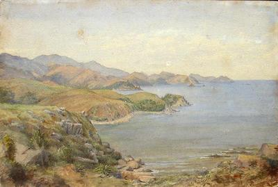 Untitled (Western Coast of Tasman Bay)